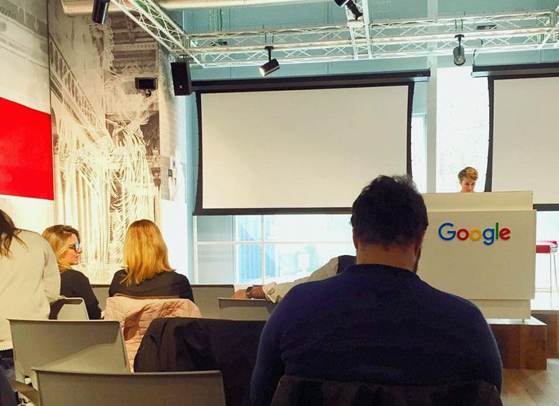 evento Google