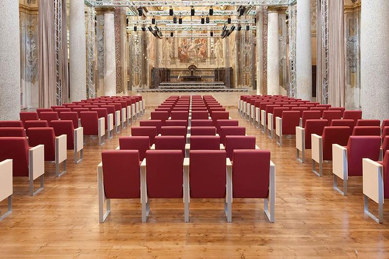 Auditorium imbottiture