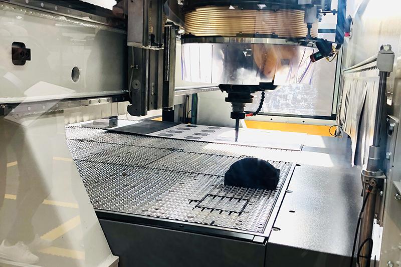 Fresatuta a CNC
