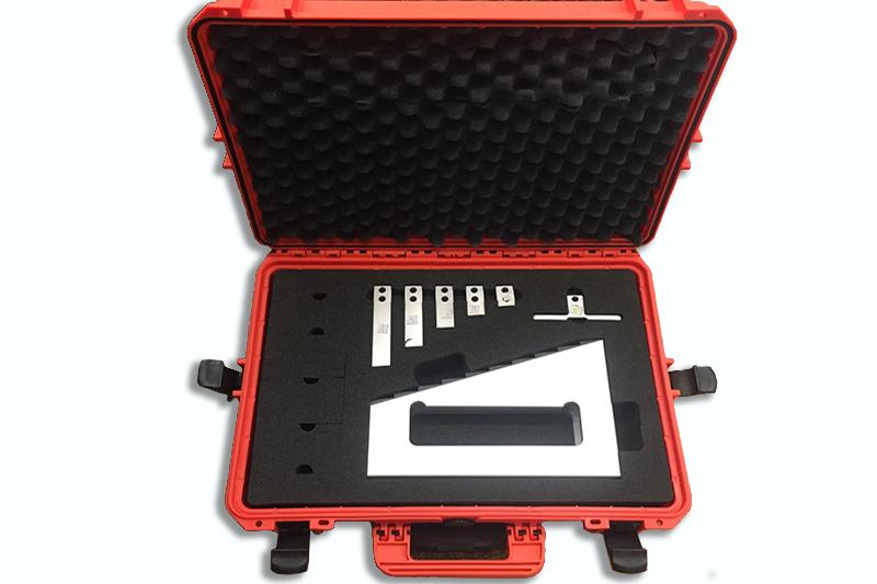 Interno valigia protezione strumentazione