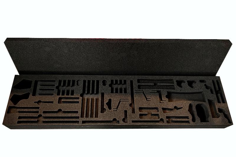 Interni valigia maxi formato taglio ad acqua